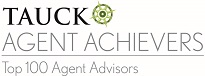 Tauck Top 100 Agent Advisors